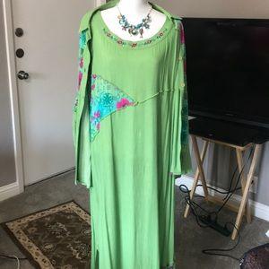 Plus size beautiful dress 👗 2x very nice colors